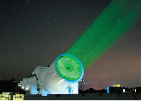 SLR:人工衛星レーザー測距